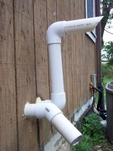 Keep Vents And Meters Clear Of Debris